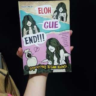 Novel Poconggg + Lo Gue End