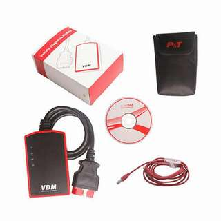 Car Diagnostic Scanner VDM 2016