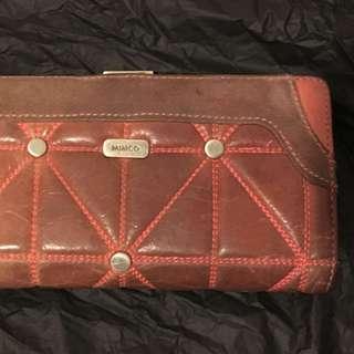 Mimco wallet / card coin purse