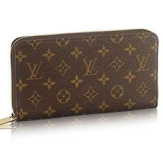 Louis Vuitton Zippy Organiser