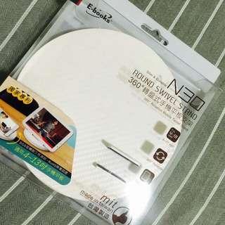 E-book  N30  360度轉盤式手機平板架