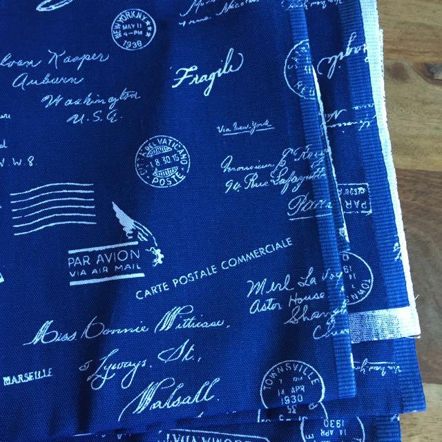 2m Fabric Piece - Never Used