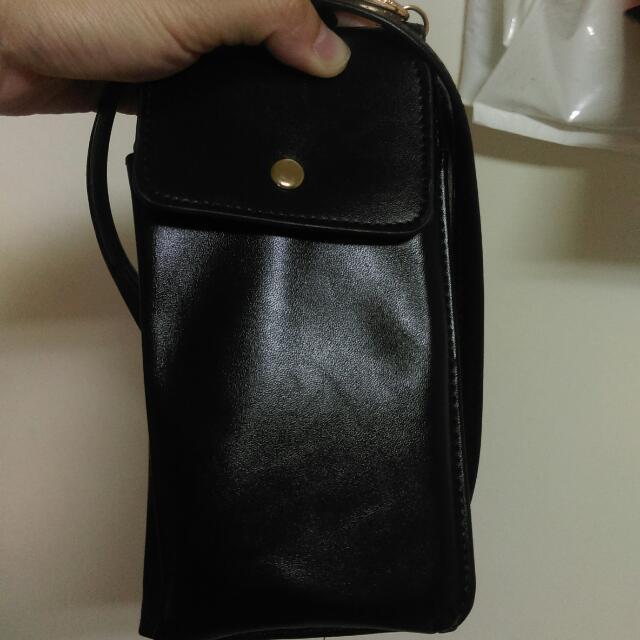 倆用包 可側背或當長夾使用