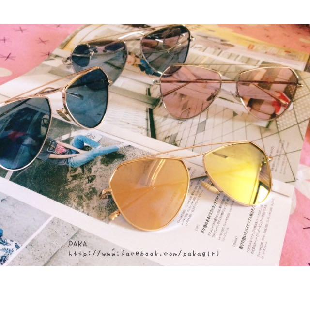 韓國最新 太陽眼鏡😎
