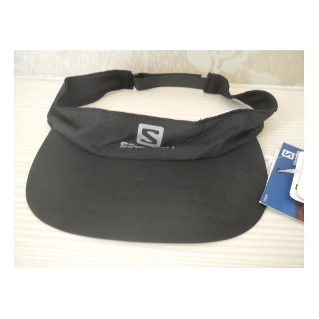 索羅門 RACE遮陽帽 (黑)