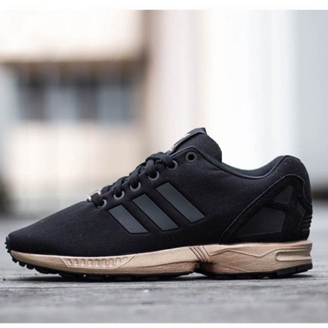 sale retailer 39ad0 cd766 Adidas Zx Flux Copper PO