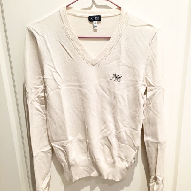 Armani Jeans Knit in Size S
