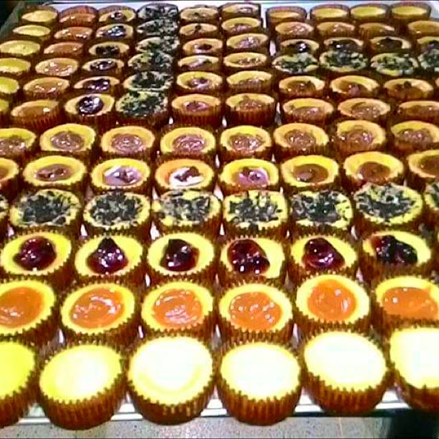 Assorted Cheesecake (6 pcs. per box)