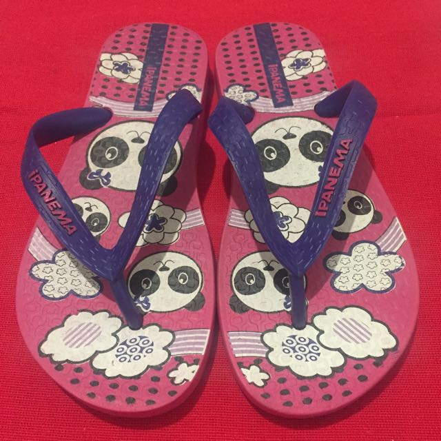 Authentic Ipanema Kids Slippers