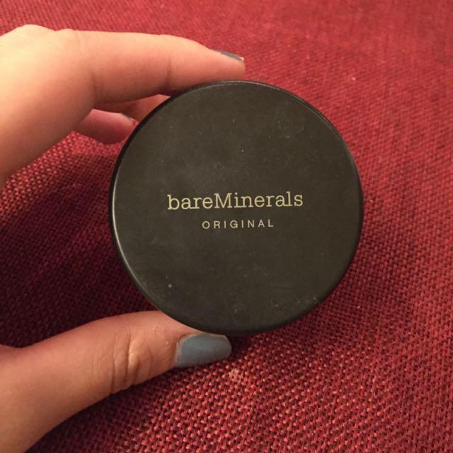 Bareminerals礦物粉底