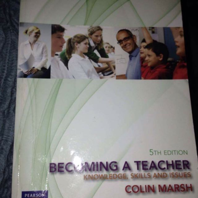 Becoming A Teacher Knowledge And Understanding