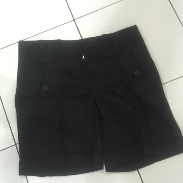 black short no brand
