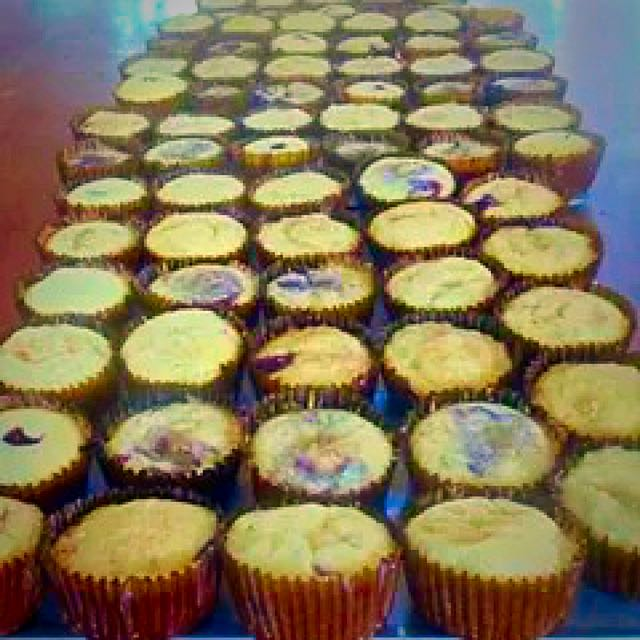 Blueberry Muffin (6 pcs per box)