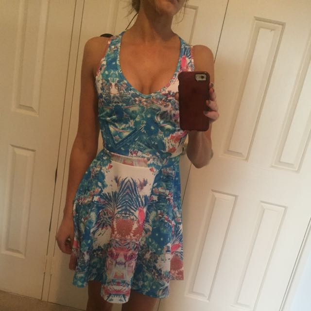Bluejuice Dress (new With Tags)