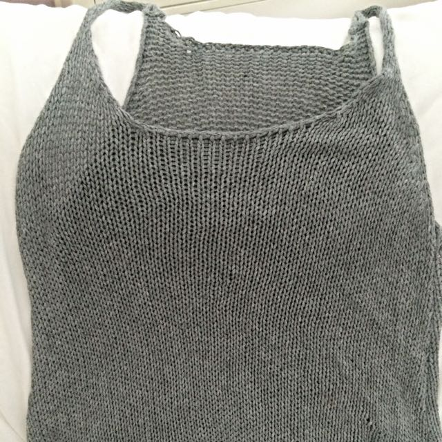Brandy Melville Knit Tank Top
