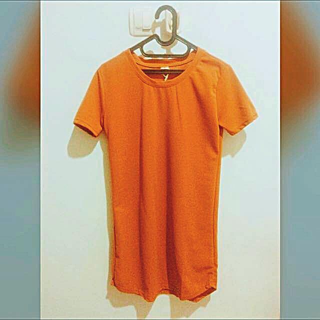 MINEOLA Brown Dress