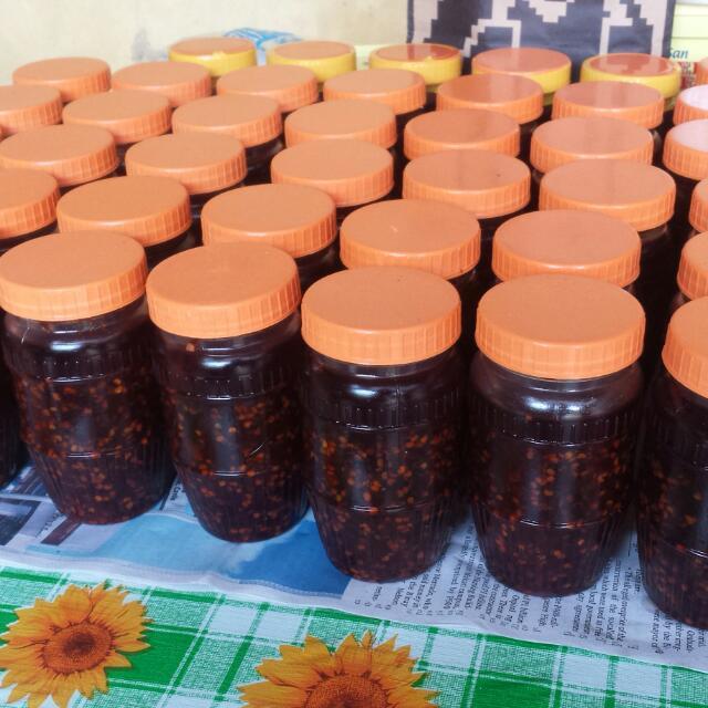 Chili Garlic Oil