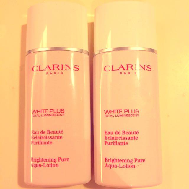 CLARINS 克蘭詩 肌鏡光美白高機能化妝水(清爽型)