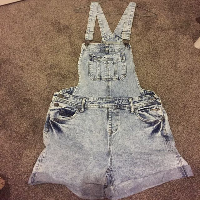Dungarees size 12