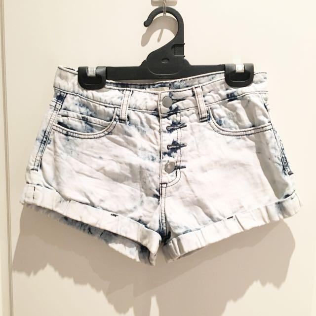 Forever21 Denim Shorts, 24cm