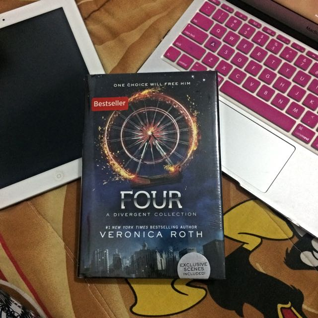 Four - A divergent Collection English Version