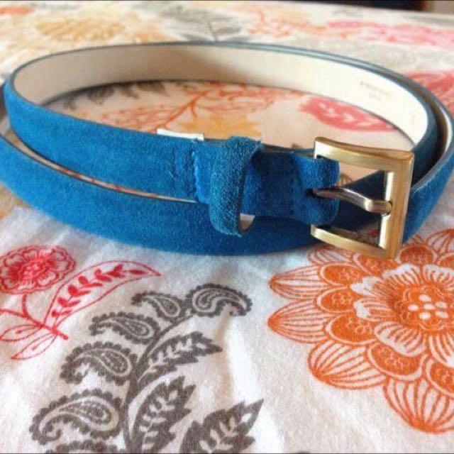 Gorman Leather Belt