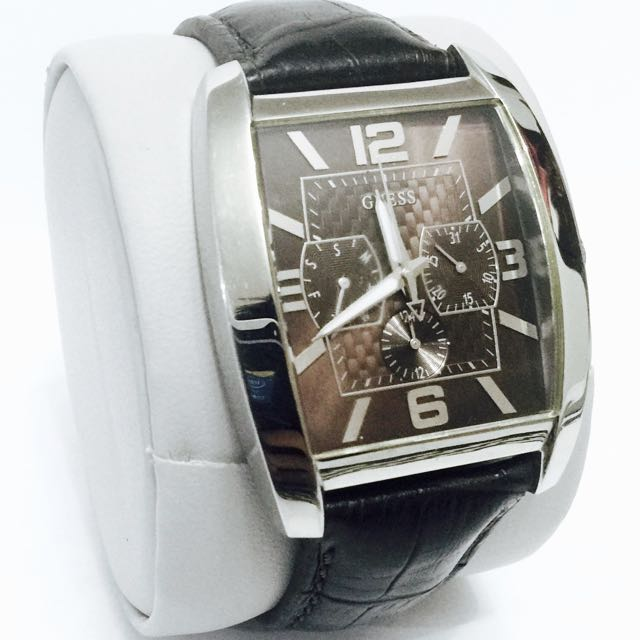 Guess Watch For Men (100% Genuine)