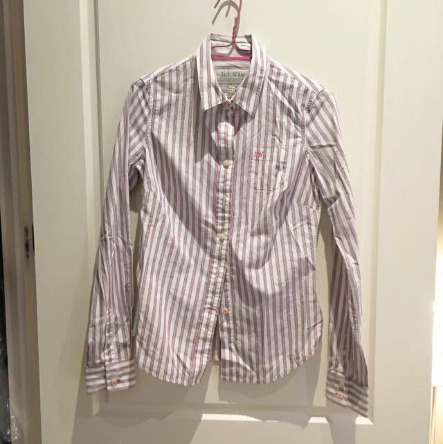 Jack Wills Shirt US 4