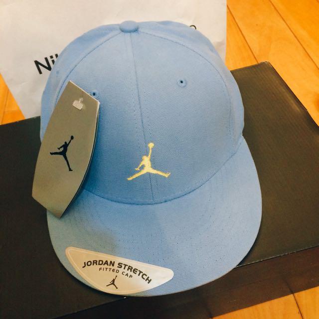 美國帶回經典限量北卡藍Jordan老棒球帽