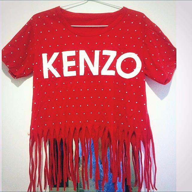 Kaos Rumbai Merah