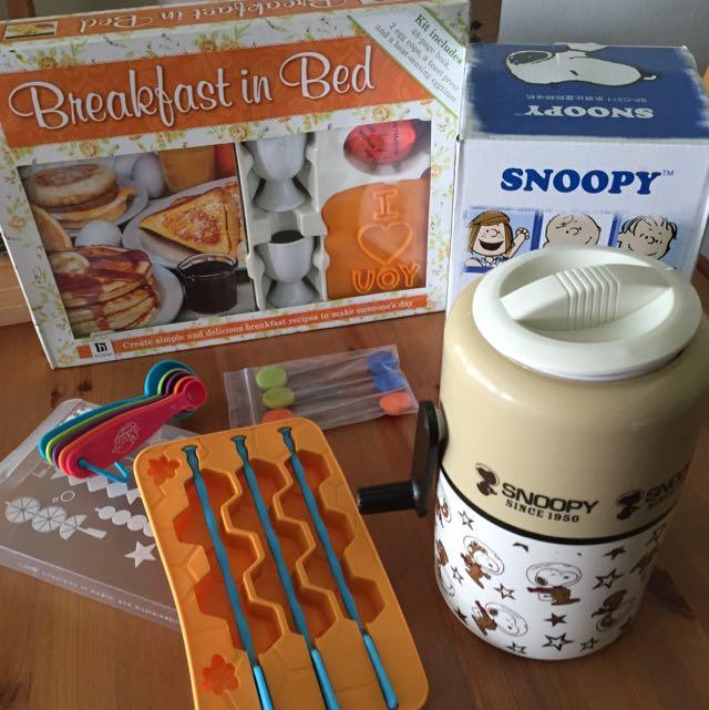 Lifestyle Kitchen Gadgets Set