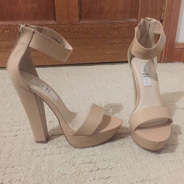 London Reel Nude Heel