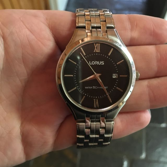 Lorus Men's Watch