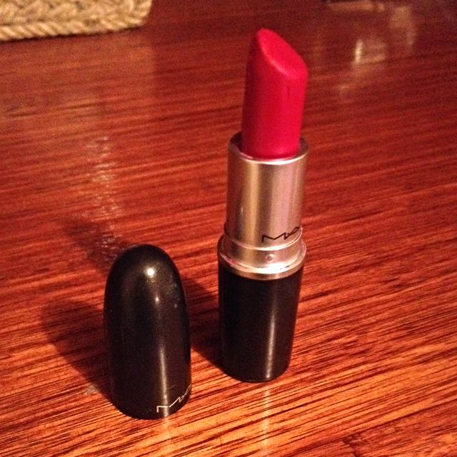 Mac Red Lipstick *pending