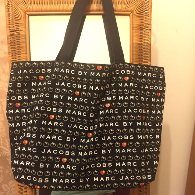 (二手)Marc Jacobs帆布袋