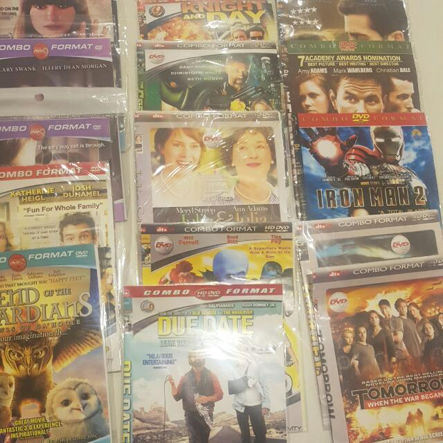 Mixed Movies And TV Series (35 In Total)