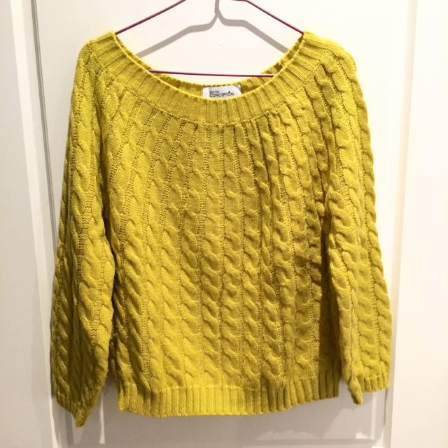 Myth Conception Knit in XS