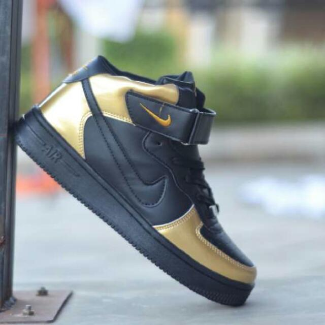 Carousell 45Men's Force Nike F1 One 40 air High Men Fashion on 2D9WEHI