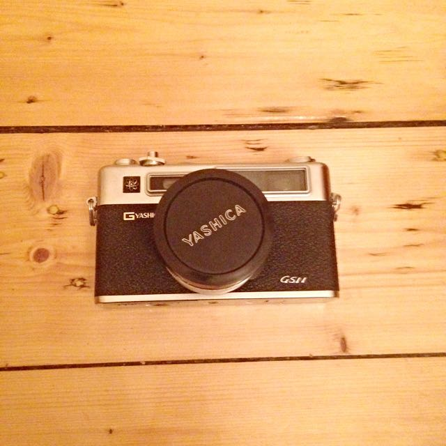Ornamental Vintage Camera