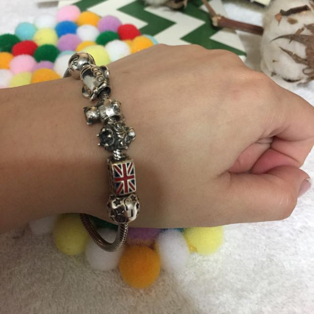 Pandora 手環+串式