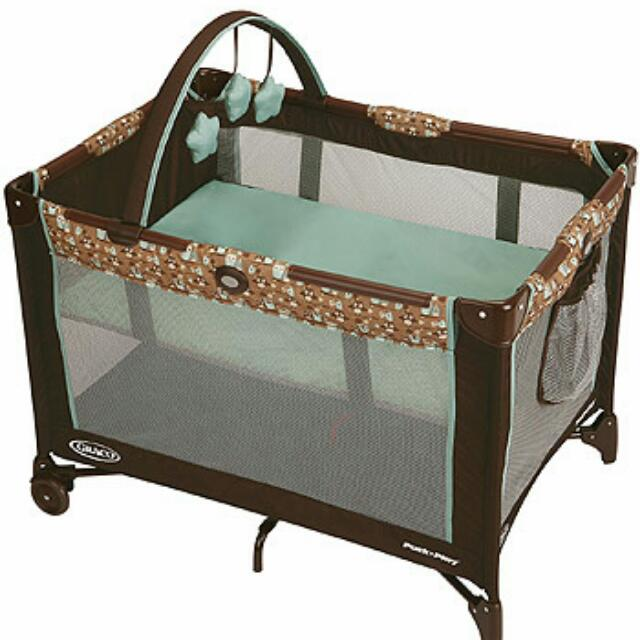 *reserved* Playpen Graco