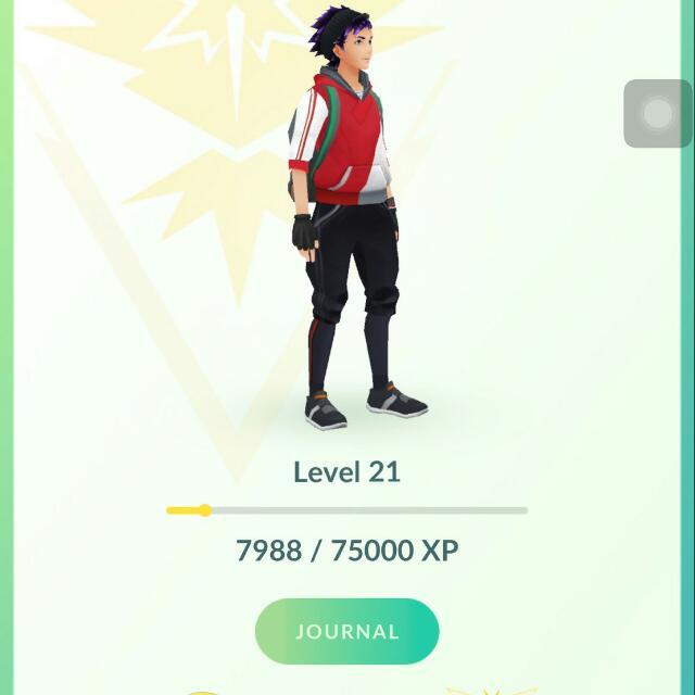 Pokemon Go Id