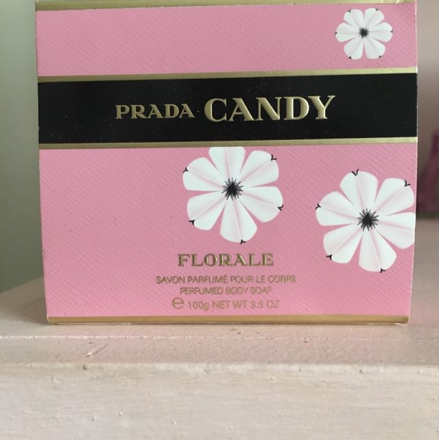 PRADA Candy Florale Body Soap