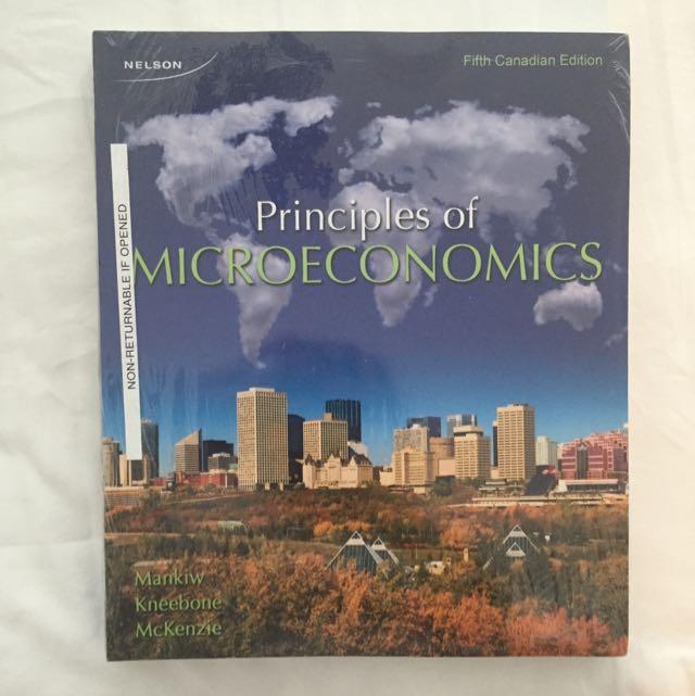 Principles Of Microeconomics 5th Ed