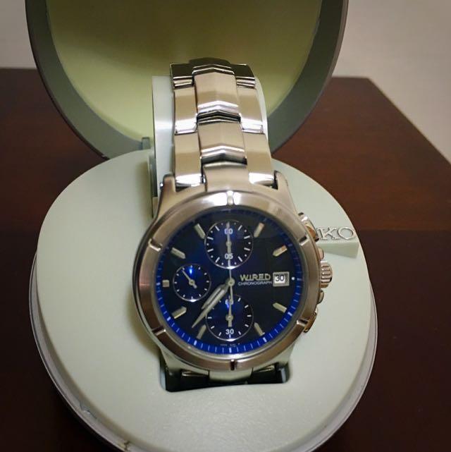 SEIKO WIRD系列 計時碼錶系列