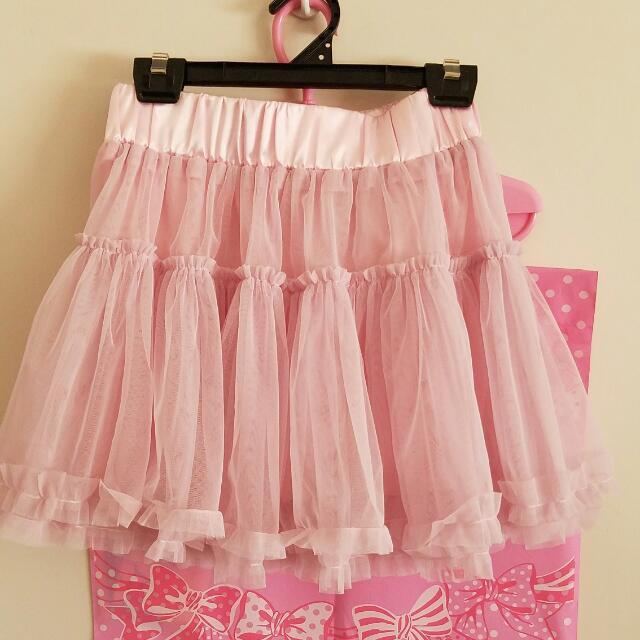 Short Petticoat