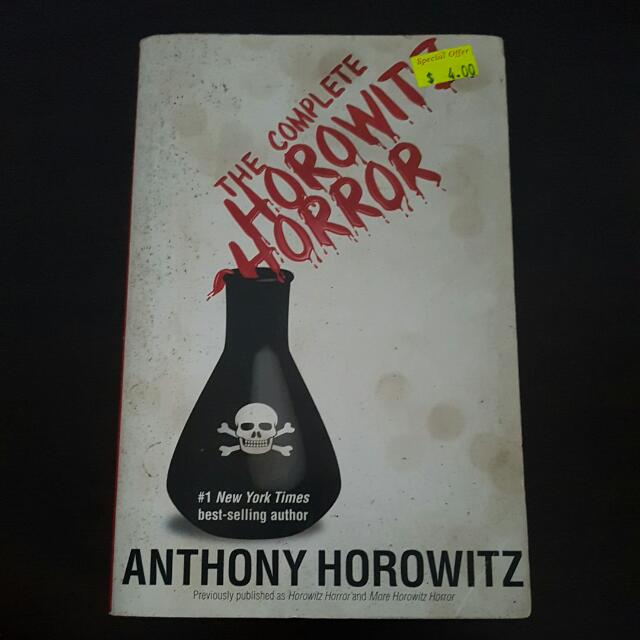 The Complete Horowitz Horror - Anthony Horowitz