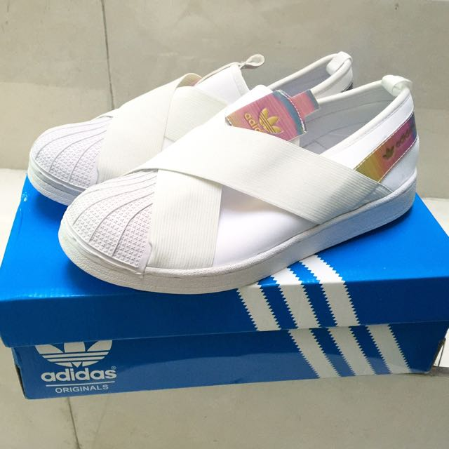 (Titipan) Adidas Superstar White Size.40