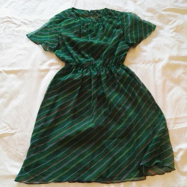 Vintage Dress Size 10/12