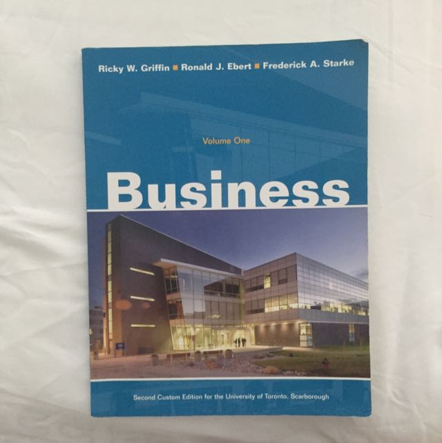 Volume One Business